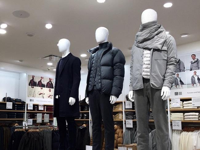 Các thương hiệu thời trang đàn ông Nhật Bản - uniqlo